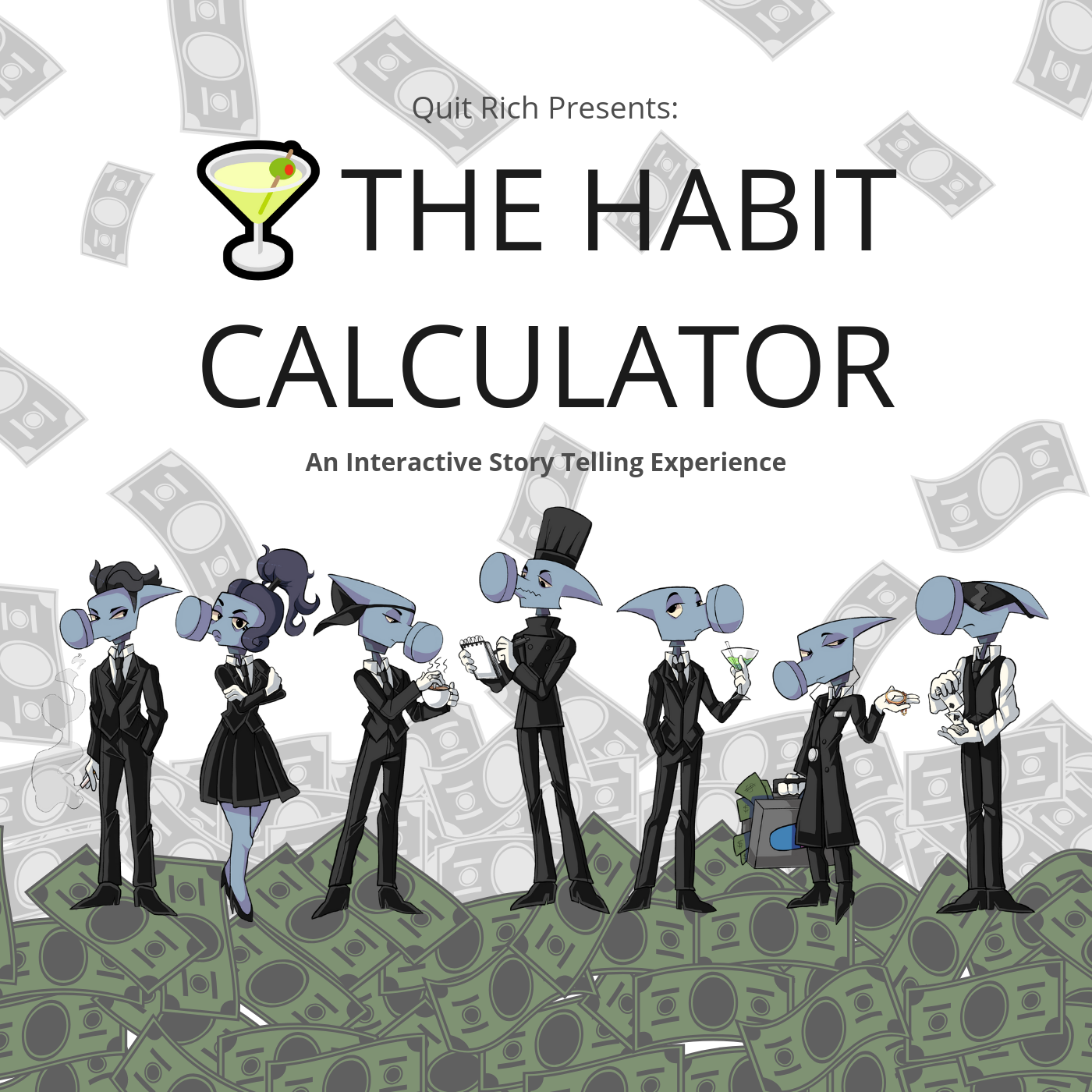 The Habit Calculator
